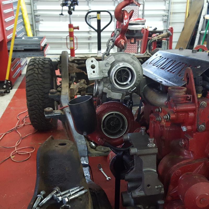 4bt cummins jeep tj conversion dodge cummins diesel forum
