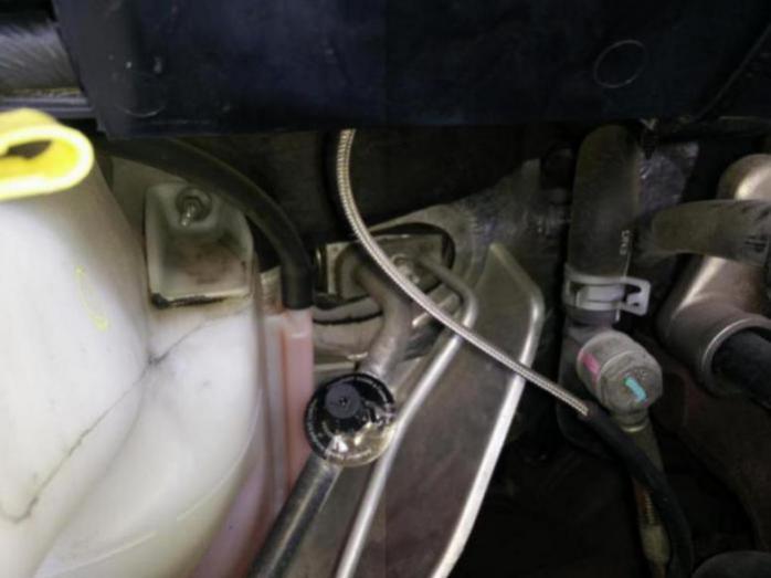 accumulator located tell dodge cummins someone forum diesel