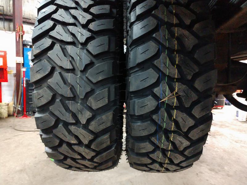 Size 15 Tires >> 2nd Gen Dually 265/75/16? - Dodge Cummins Diesel Forum