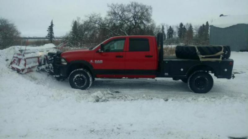 Snow Plow Truck Pictures - Dodge Cummins Diesel Forum