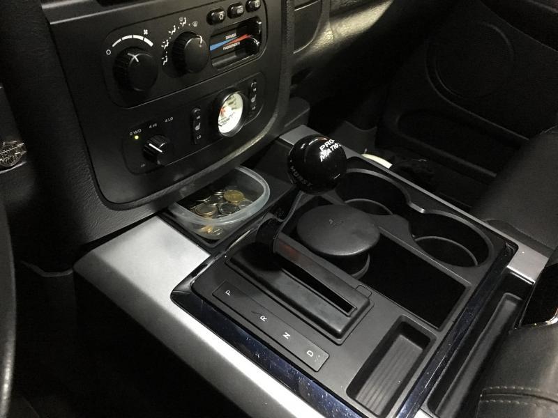 Ratchet shifter on 48re - Dodge Cummins Diesel Forum
