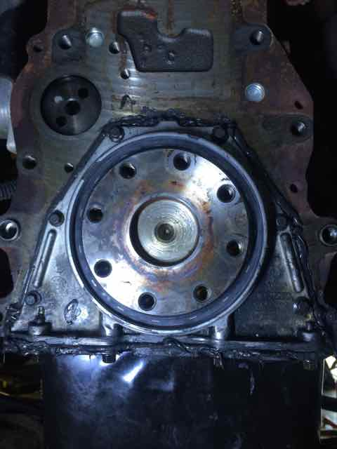 D Rear Main Seal Replacement Leaks Img
