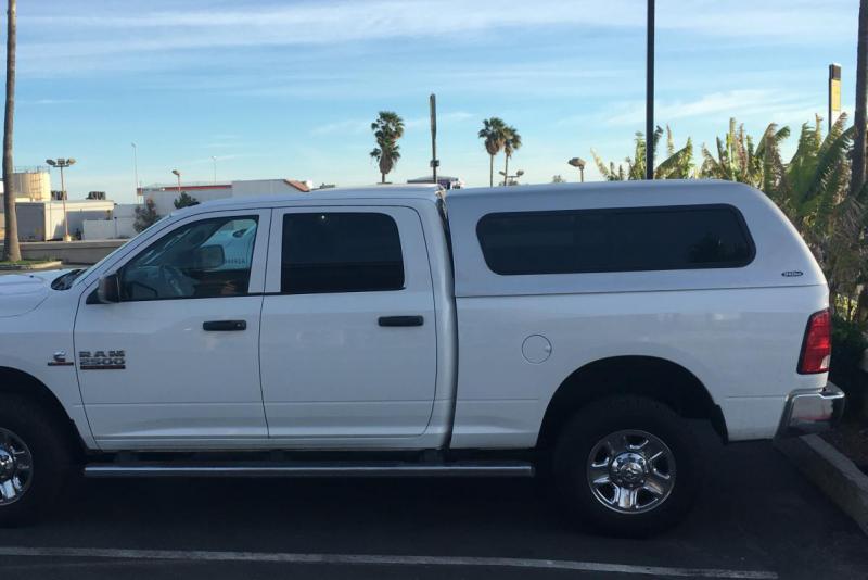 New Smyrna Dodge >> Snugtop Rebel fitment - Dodge Cummins Diesel Forum