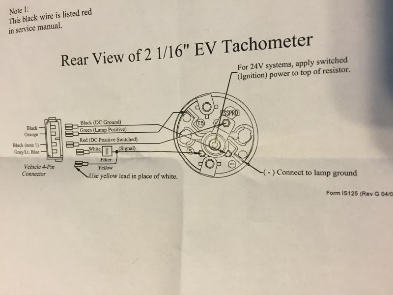Isspro Tach Vs Tiny Tach - Page 2