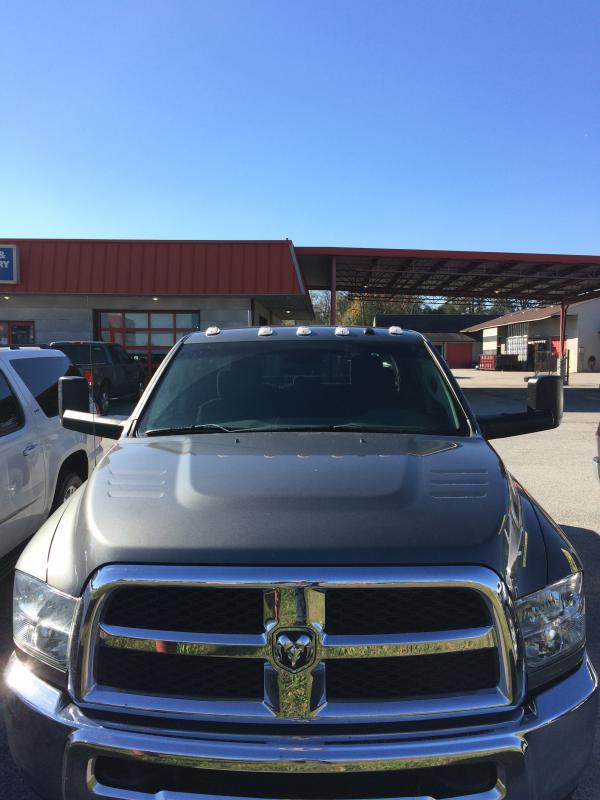 Cab Lights Install Dodge Cummins Diesel Forum
