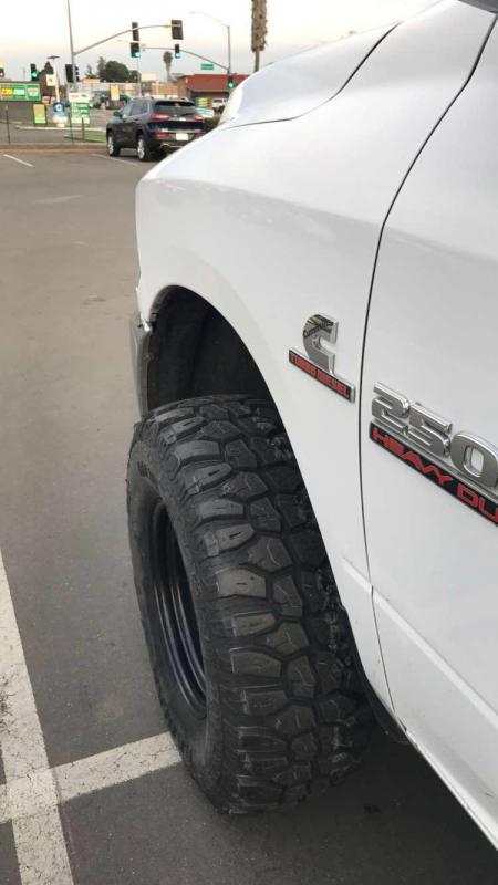 17x9 Wheels Rims Dodge Cummins Diesel Forum