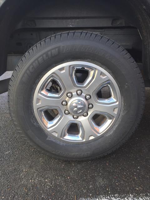 Michelin Defender Ltx Page 3 Dodge Cummins Diesel Forum