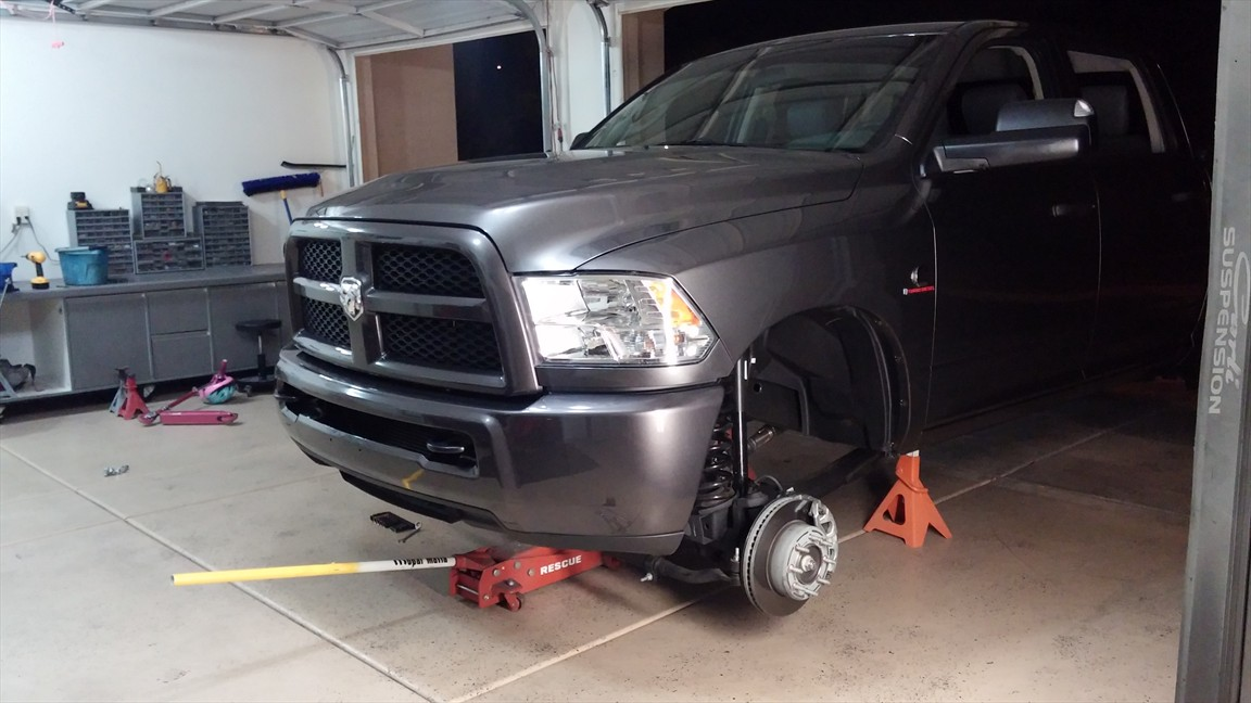 Where to place jack for from wheels? - Page 2 - Dodge Cummins Diesel Forum