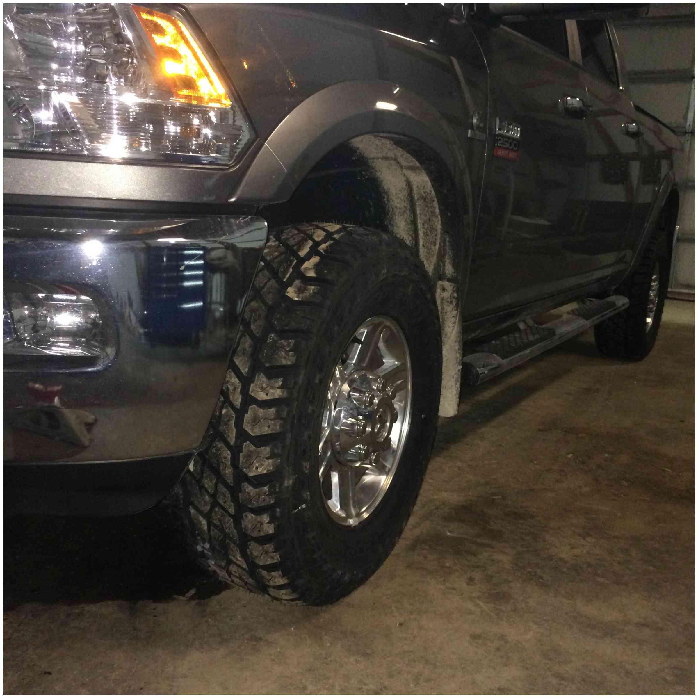 Diesel Brothers Tires Cooper