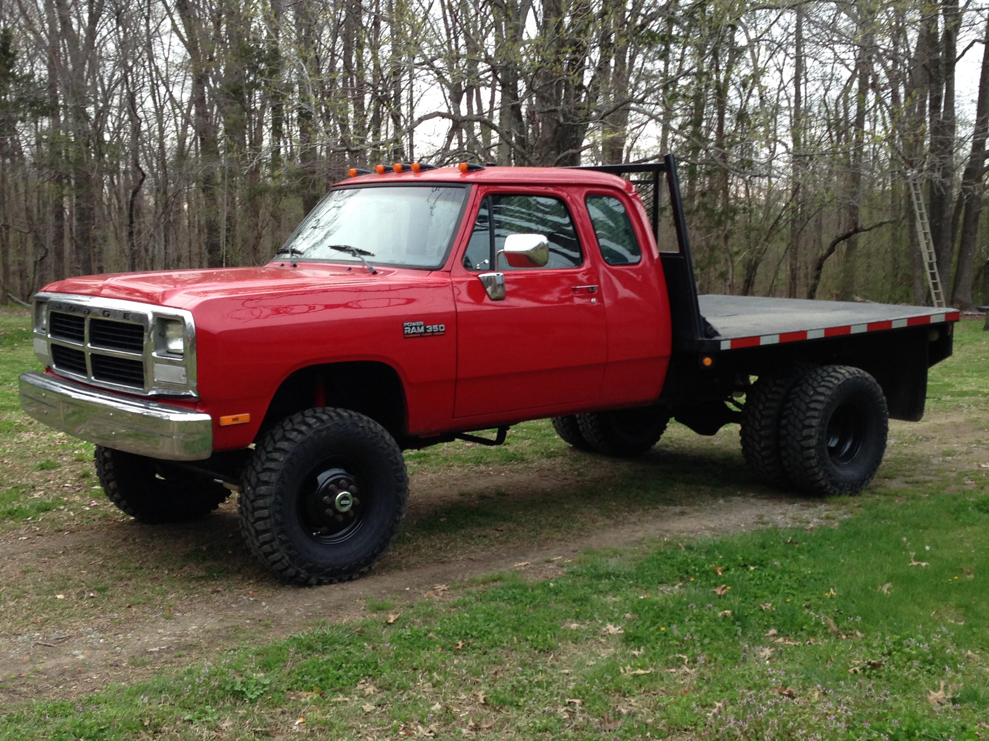 1990 Dodge W250 Skyjacker 4 6 Quot Lift Dodge Cummins Diesel