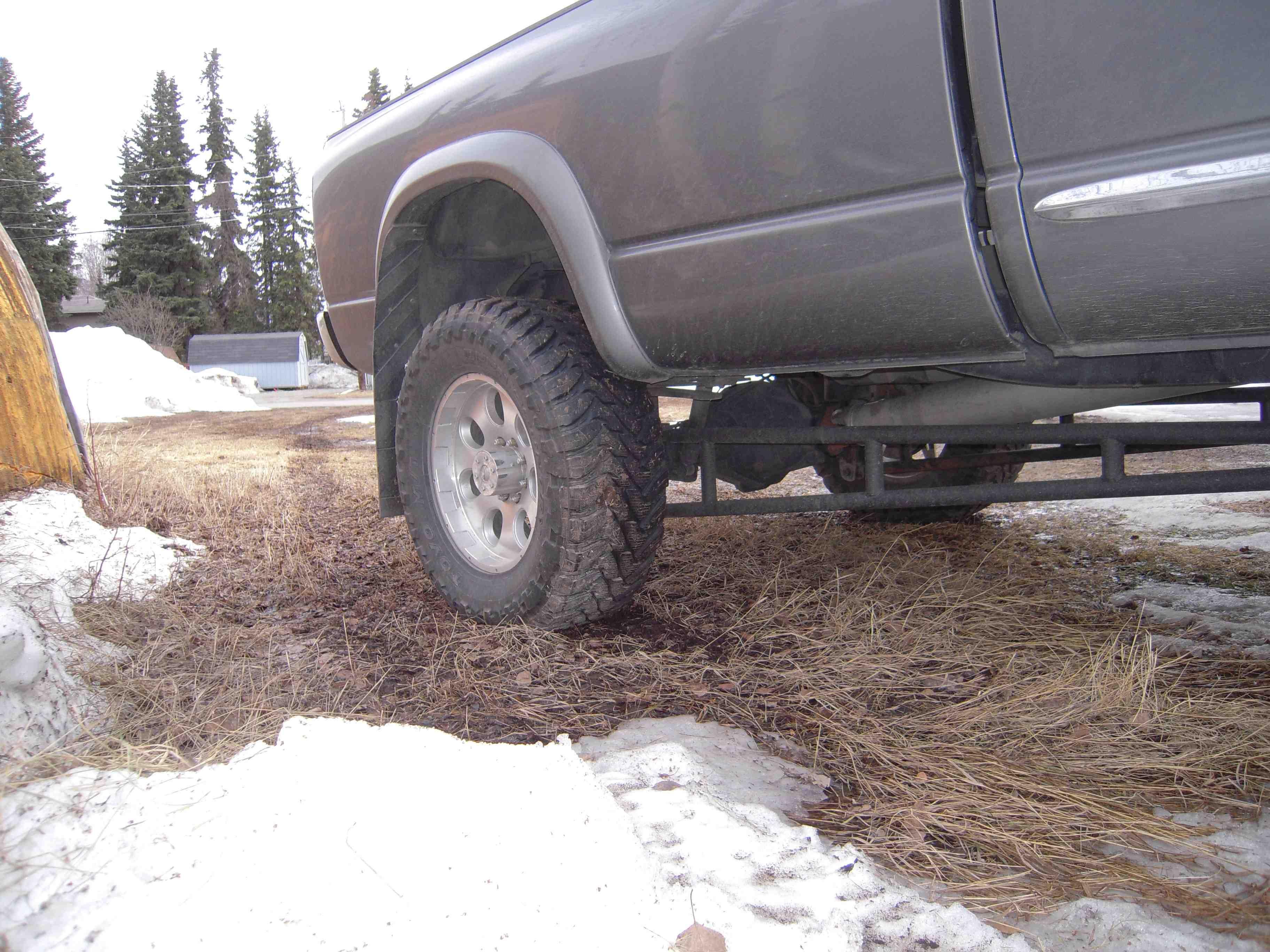 D Mud Flaps Fender Flares Mudflps