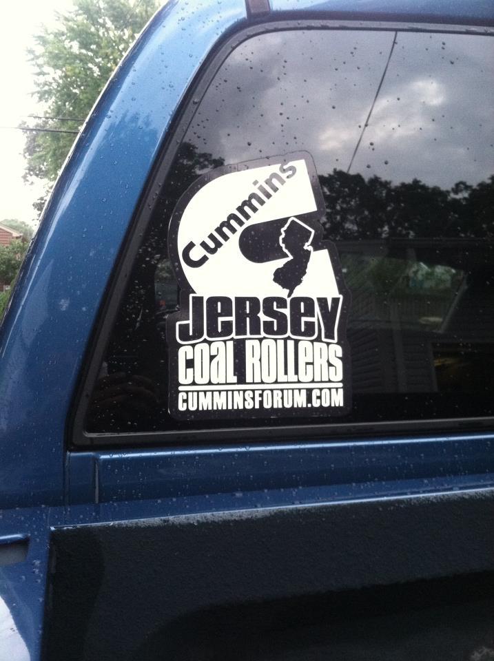 nj chapter logo/stickers - Page 30 - Dodge Cummins Diesel ...