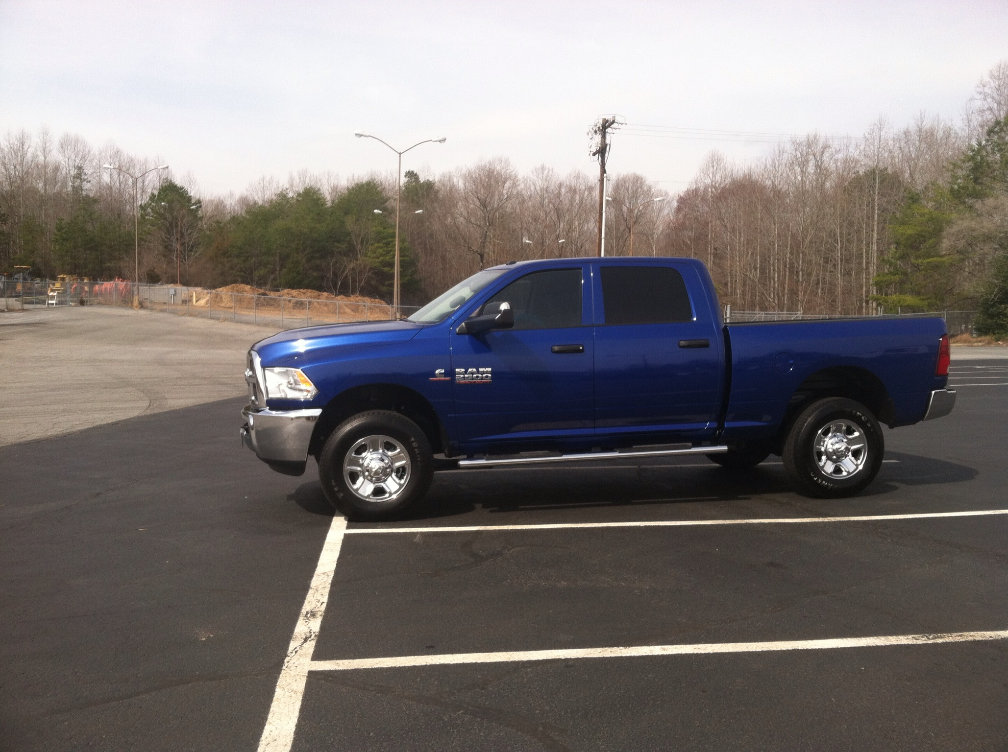 Old Dodge Ram >> Picked up a 2014 2500 Ram CCSB 4x4 Bluestreak pearl - Dodge Cummins Diesel Forum