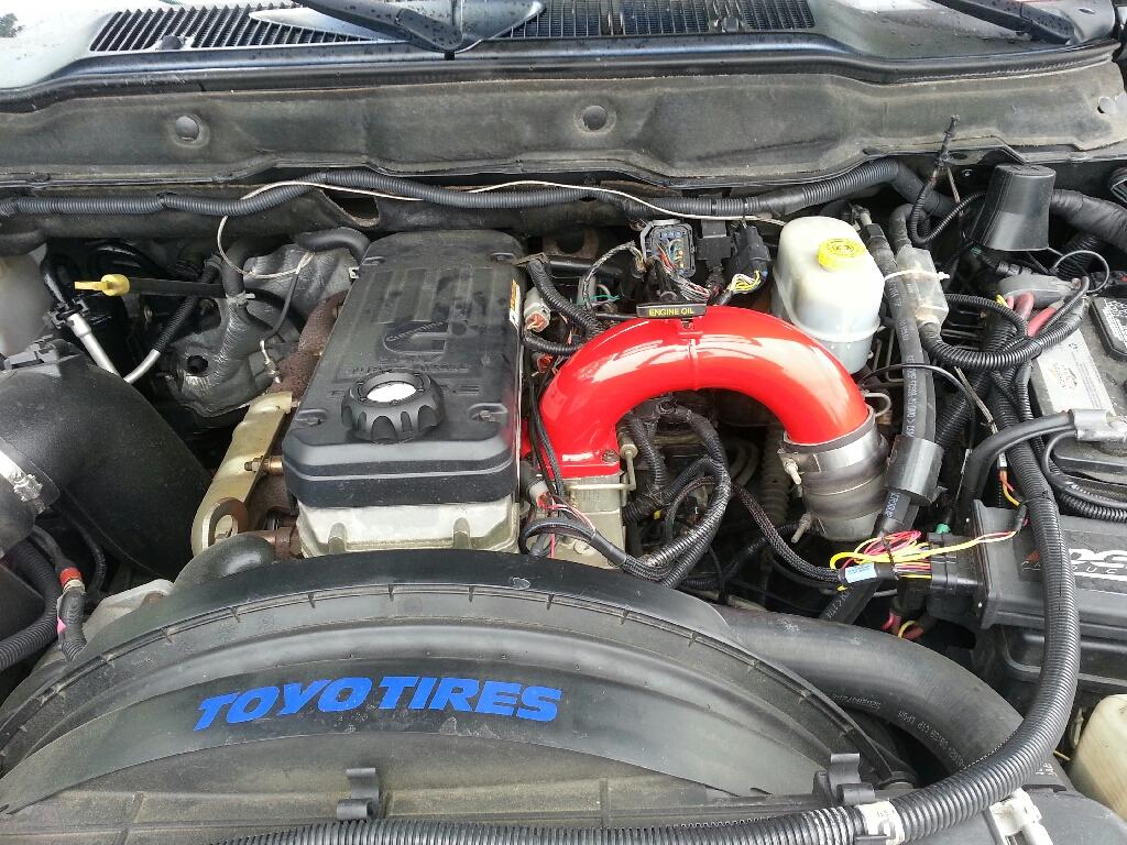 Pusher Intake Manifold Dodge Cummins Diesel Forum