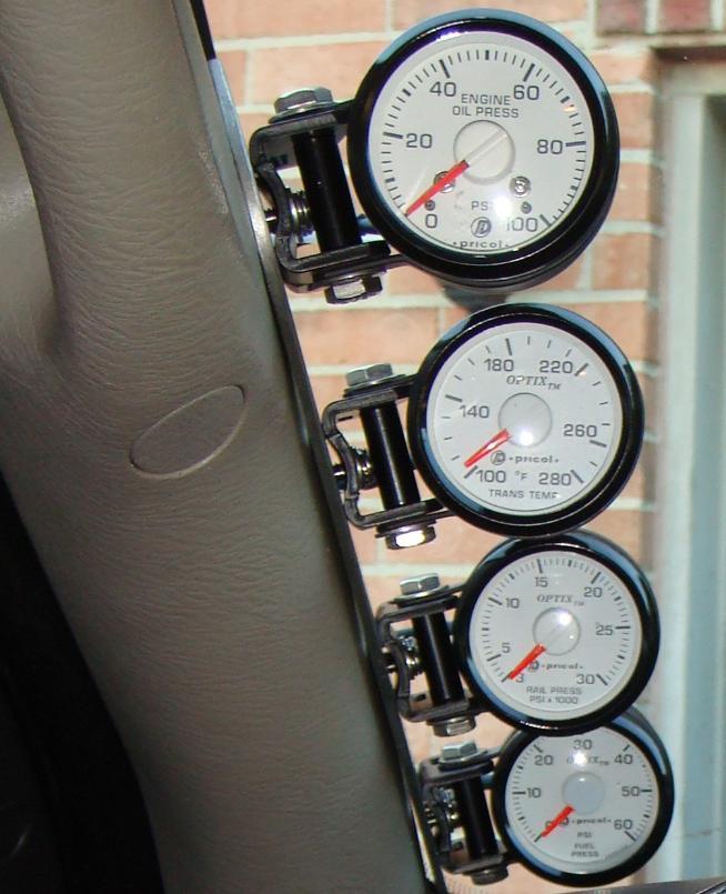 4 gauge pod  other options dodge cummins diesel forum nissan maxima starter wiring
