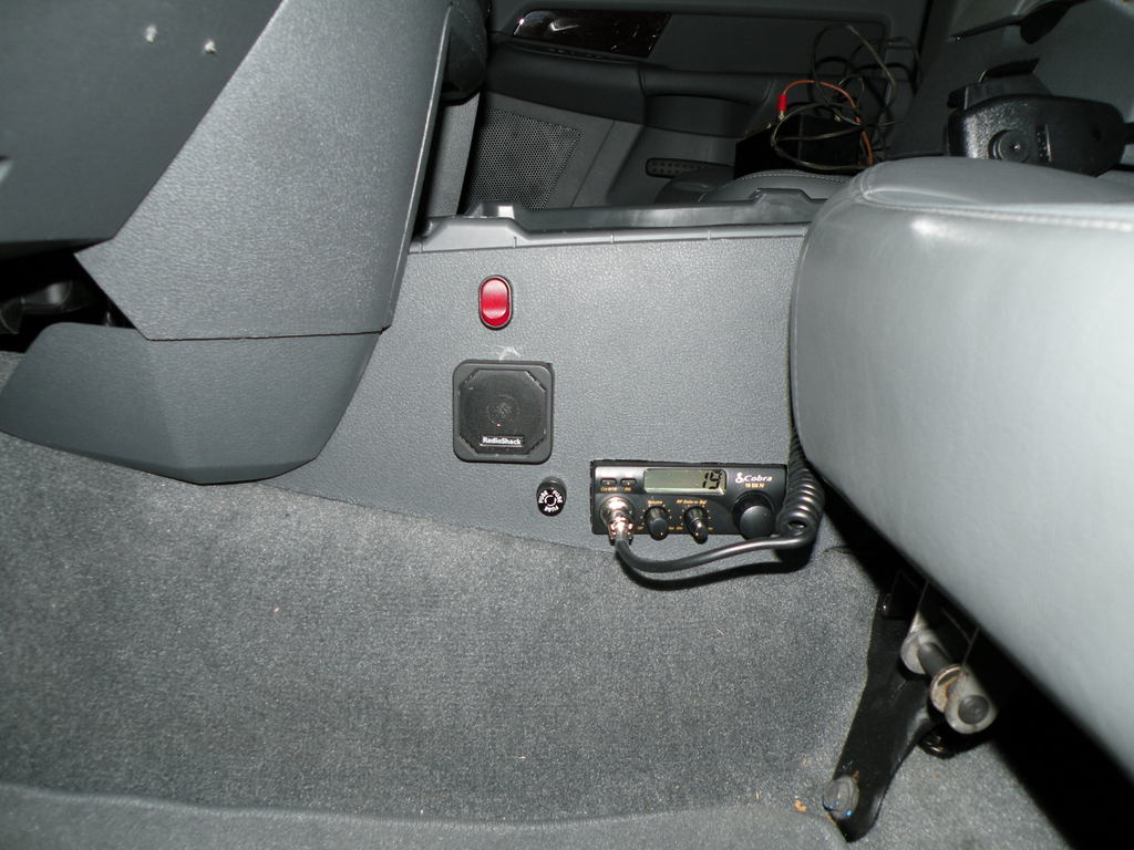 6.7 Powerstroke Injectors >> CB Install with center console - Page 6 - Dodge Cummins ...