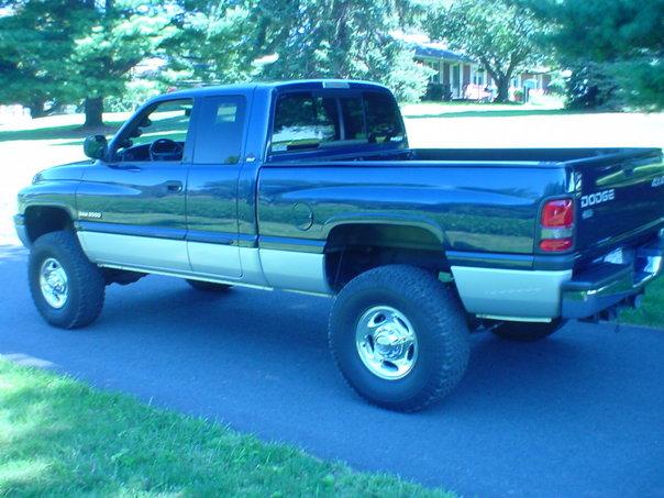biggest tires on stock truck - Dodge Cummins Diesel Forum