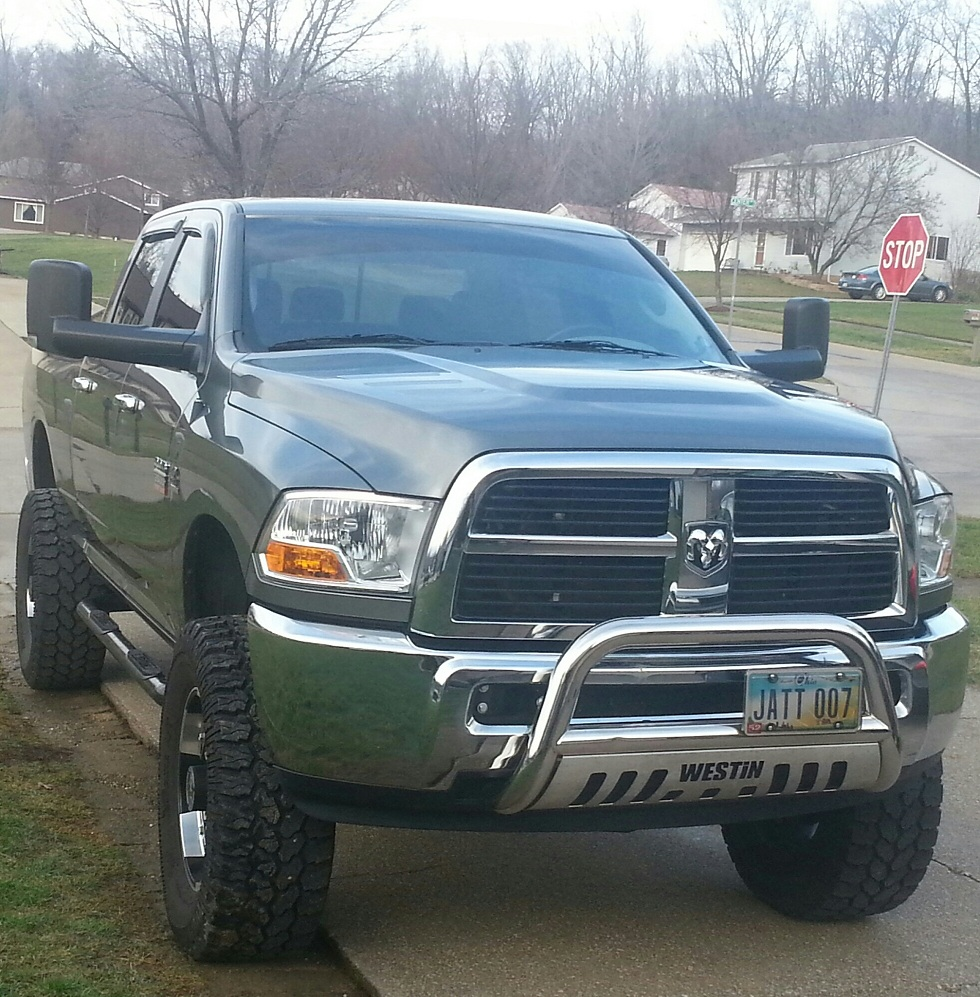 Towing With A 2500 57 Dodge Ram Forum Dodge Truck Forums ...