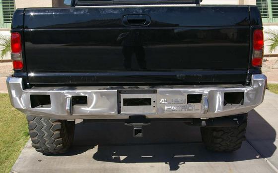 Rear winch bumper - Dodge Cummins Diesel Forum