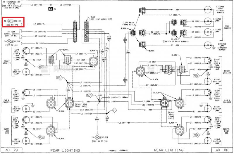 1st Gen Fuse Box Diagram | Dodge Cummins Diesel ForumCummins Forum
