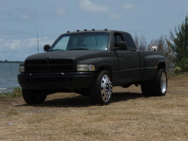 Dually wheel change - Dodge Cummins Diesel Forum