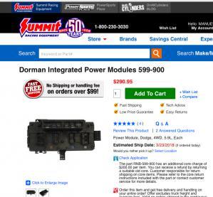 TIPM recommendations - Dodge Cummins Diesel Forum