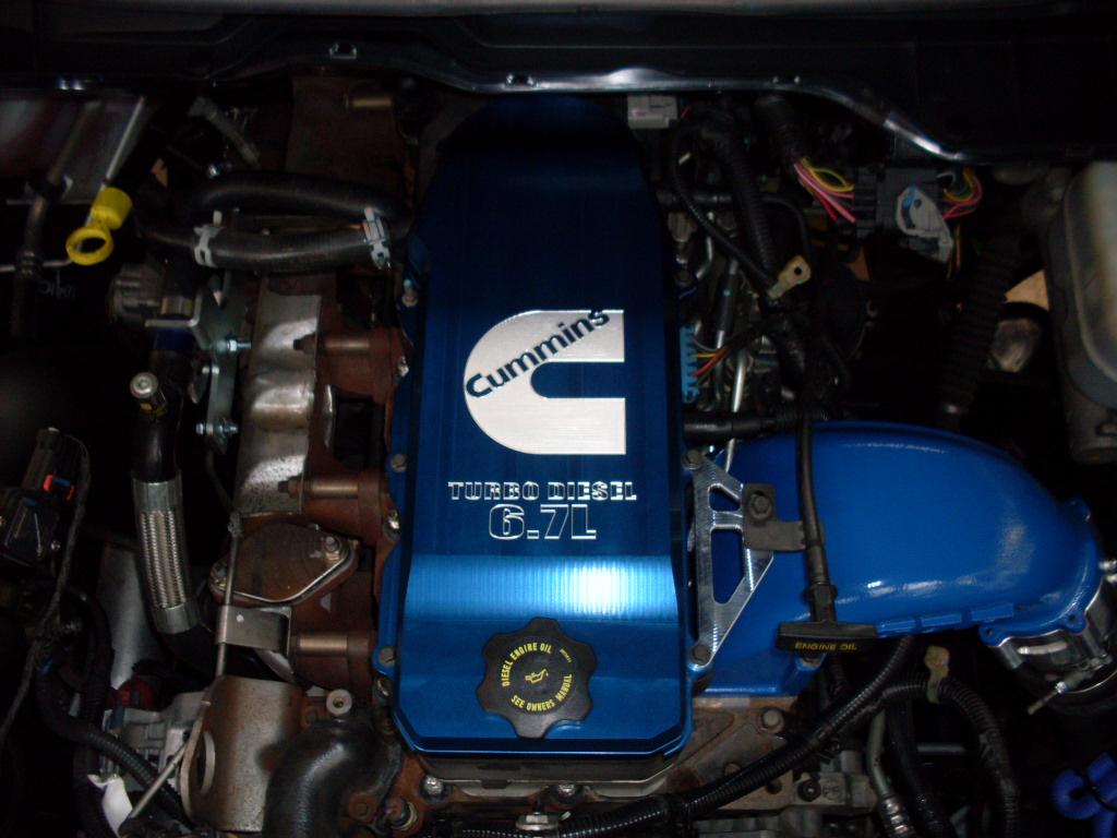 New 6 7 Billet Valve Cover - Page 18
