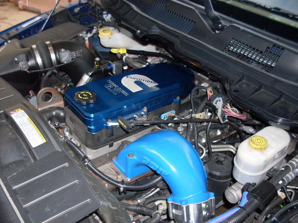 Dodge Diesel 2500 >> New 6.7 billet valve cover - Page 19 - Dodge Cummins Diesel Forum