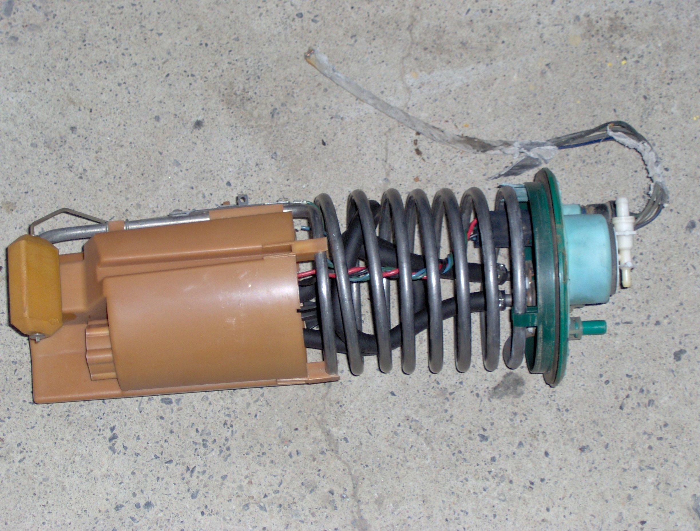 40 Dodge Caravan Fuel Pump Wiring  40 Buick Regal Wiring ...