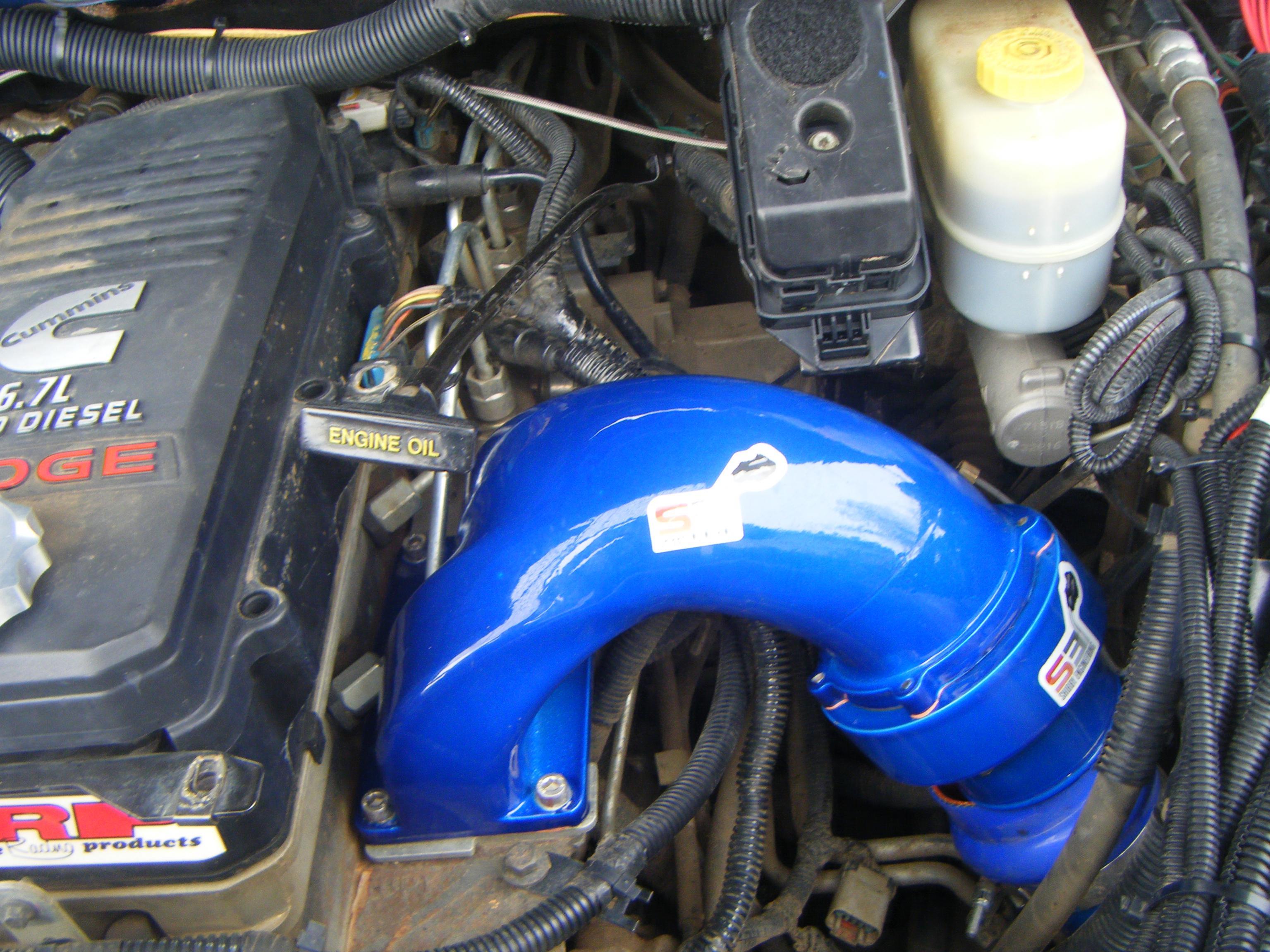 intake horn page  dodge cummins diesel forum