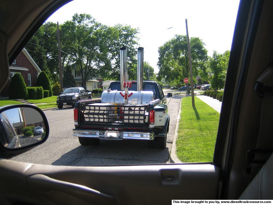 D Show Them Stacks Stacks Anyone on 88 Dodge Dakota