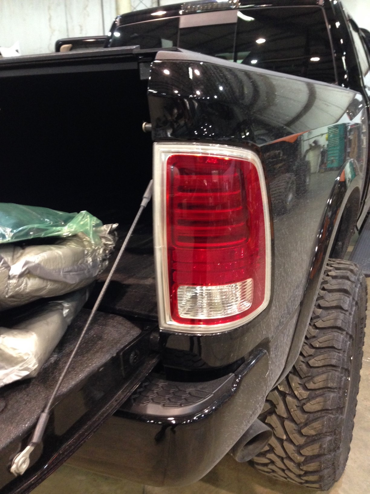 Diesel Exhaust Tip >> Recon Tails for Factory LEDs - Page 3 - Dodge Cummins Diesel Forum