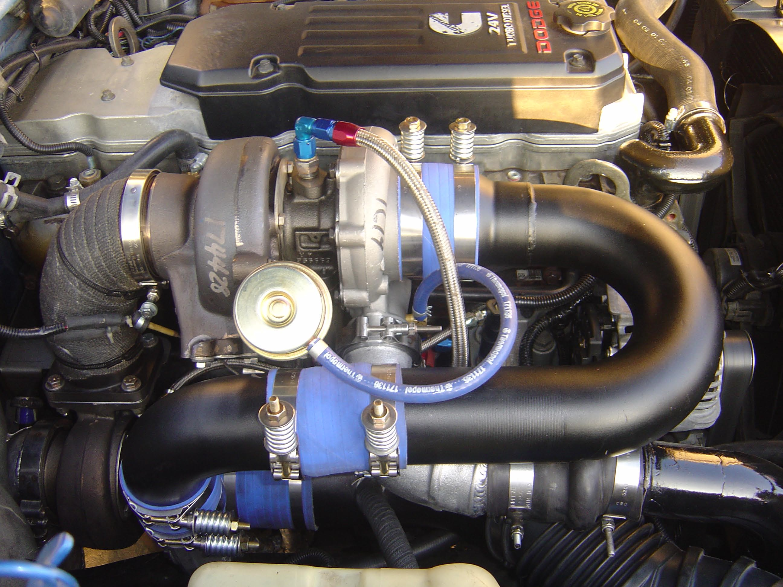 BD High Perf  VP44   - Page 8 - Dodge Cummins Diesel Forum