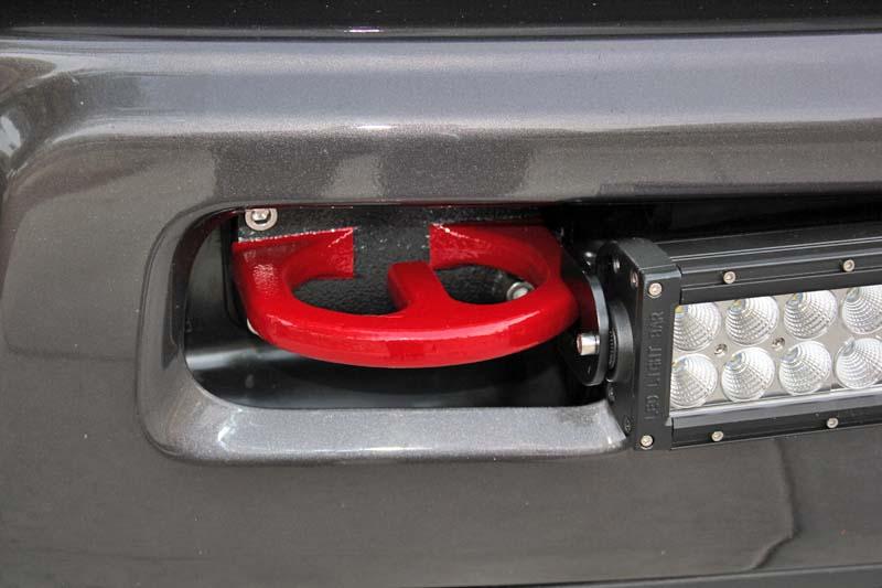 Tow Hooks Led Light Bar Dodge Cummins Diesel Forum