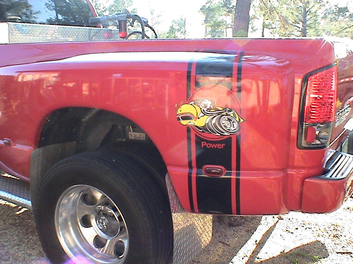 15w40 Diesel Oil >> Superbee Cummins decal - Dodge Cummins Diesel Forum