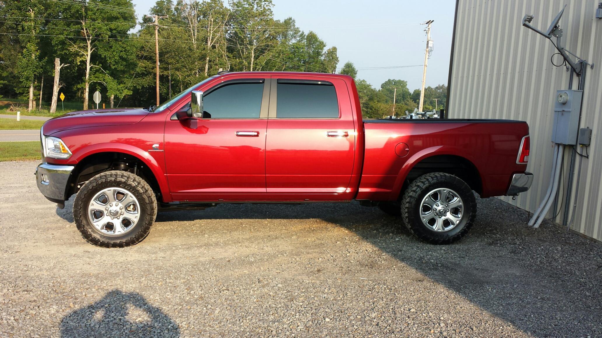 2017 Ram 2500 Leveling Kit >> 2014 2500 -- Tuff Country Leveling Kit - Dodge Cummins Diesel Forum
