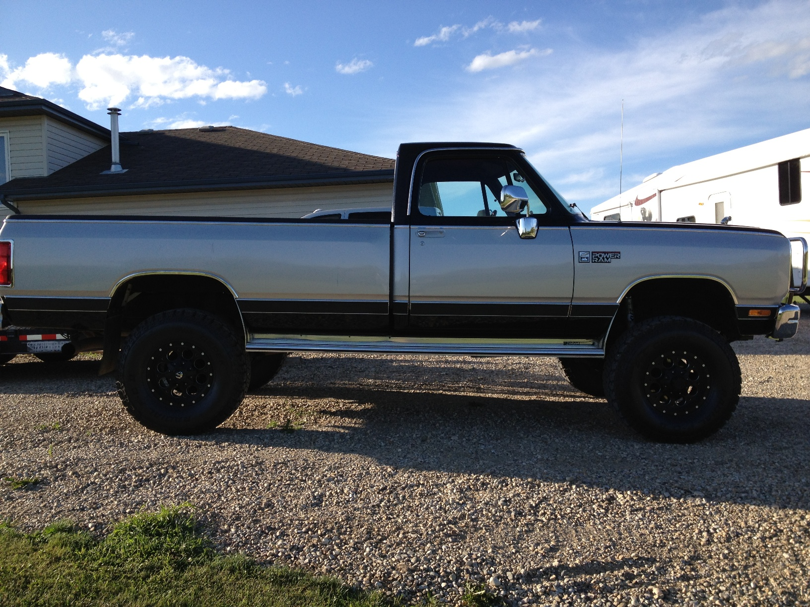 D Show Your Lifted St Gen Trucks Truck Lift on 1989 Dodge 3500 Diesel