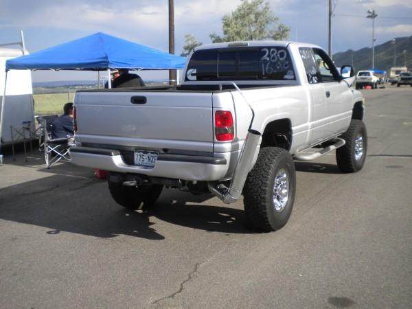 need some rear bumper ideas - Dodge mins Diesel Forum