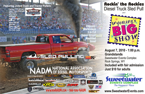 Rockin the Rockies Sled Pull Aug 7th WY!-truckpullposter2010.jpg