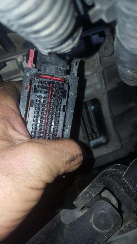 Wiring Harness and PCM pins are burnt - Help Needed - Dodge ... on