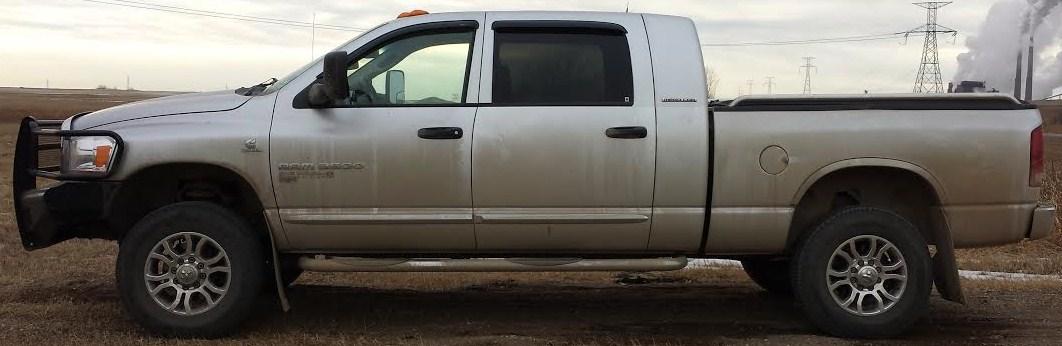 D Th Gen Wheels Rd Gen Unnamed on 06 Dodge Dakota