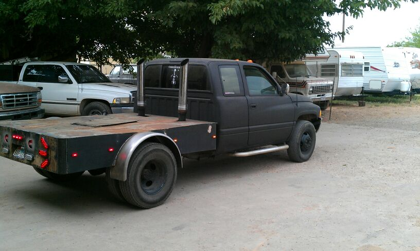 D Flatbed Drw Budget Build Uploadfromtaptalk on 1993 Dodge Dakota 4x4