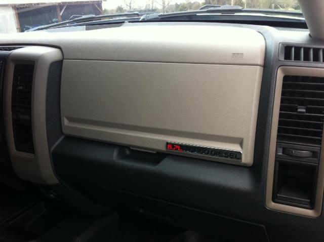 Upper Glove Box Install with Pictures - Page 5 - Dodge Cummins Diesel Forum