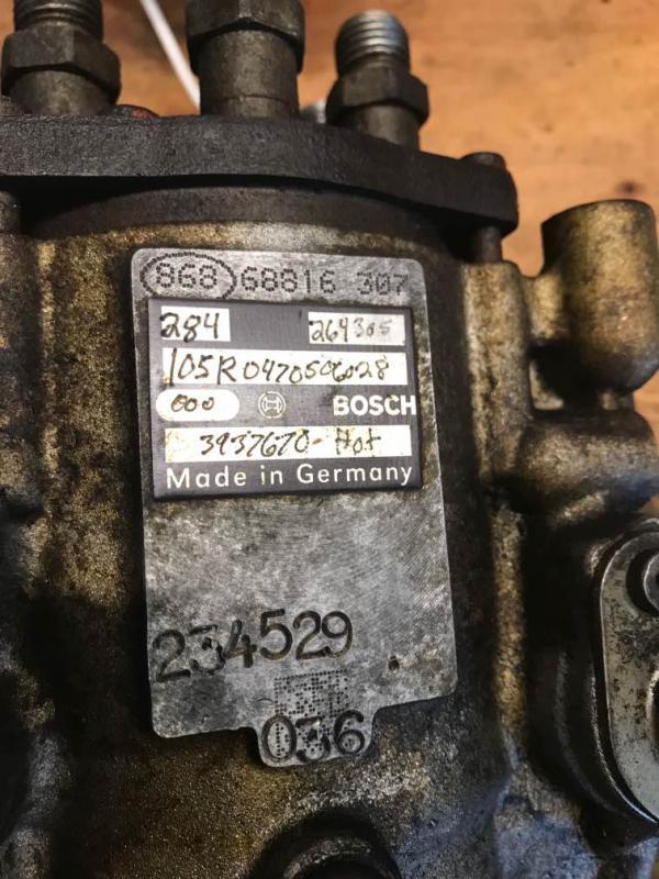 Help identifying Hot / Aftermarket VP44 - Dodge Cummins