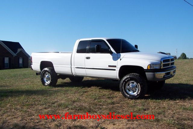 2002 2500 Ext Cab Long Bed 5
