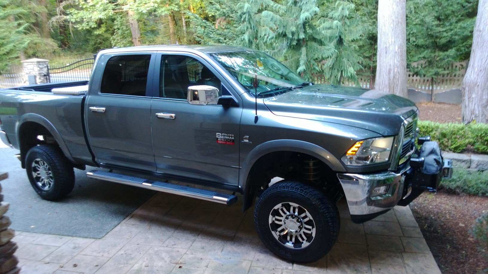 """Ram 2500 Lift Kit >> 5"""" Rough Country Lift Owners - Speak Out! - Dodge Cummins"""