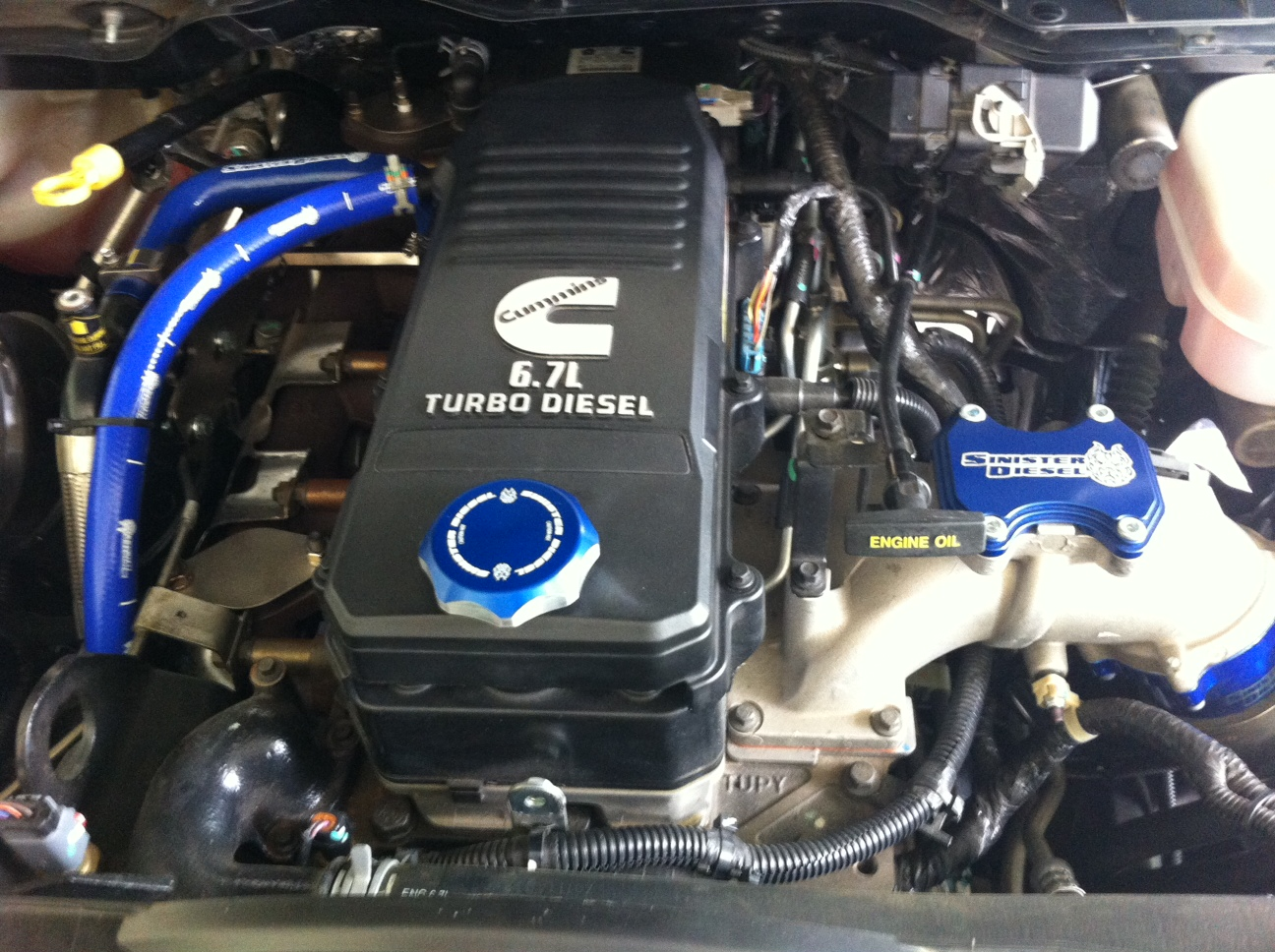 CCV Filter - Dodge Cummins Diesel Forum