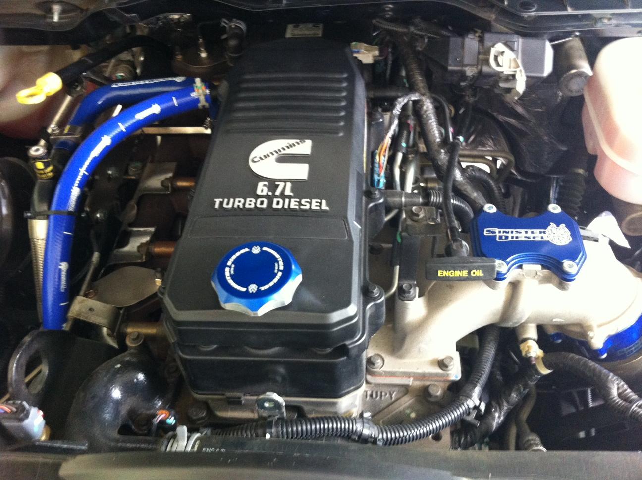 delete egr filter ccv ram 2500 performance cummins dodge diesel tube motor parts swap forum 4x4 help level slt 7l