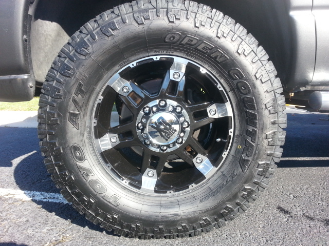 Rt 46 Jeep >> New shoes - Dodge Cummins Diesel Forum
