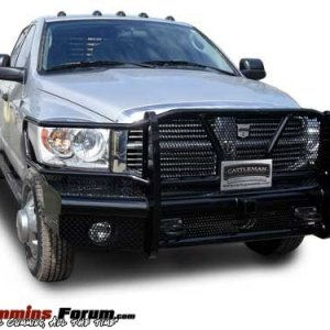 Frontend Replacement Bumper 2006-2009 Dodge Ram